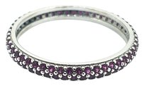 Other 18k White Gold .80ct Ruby Ring