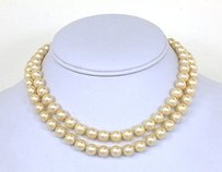 Other 7.8mm Akoya Salt Water Pearl Long Necklace 30