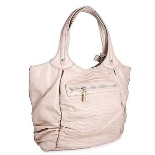 Other Miadora Natasha Faux Handbag Tote in Beige