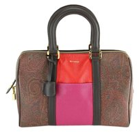 Etro Milano Paisley Womens Tote in brown