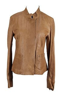 Other Caractere R257a0044p Basic Solid Womens Brown Jacket