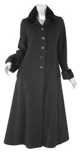 Searle Blatt Studio Black Coat
