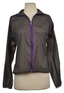 Other Hh Helly Hanson Womens Color Block Full Zip Basic Casual Gray Jacket