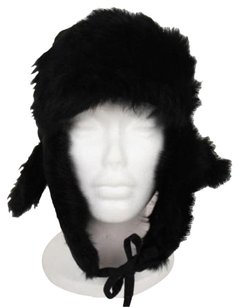 Betmar Ny Womens Black Ski Hat One Polyester Beanie