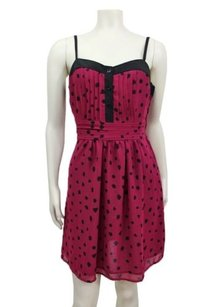 Other Staring At Stars Urban Outfitters Dots Pleated Dress