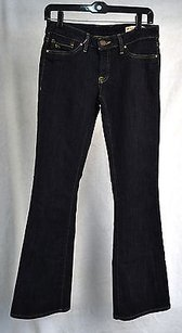 Vr Vintage Revolution Dark Boot Cut Jeans