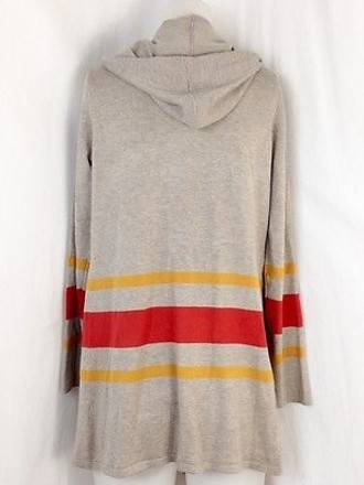 Womens Lyn Tan Gold And Orange Hooded Sweater #14704687 - Sweaters & Pullovers hot sale