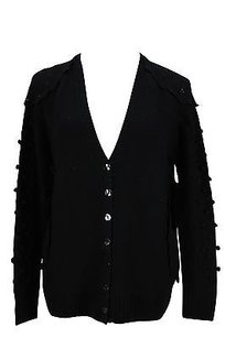 Bea B341 Black Cardigan Sweater