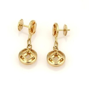Other Cartier Pasha 18k Yellow Gold Drop Dangle Earrings