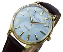 Citizen Deluxe Gold Plated 80 Microns 1960 Mens Made In Japan Watch Q19