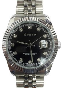 Other Cohro G T Sky Shock Resistant S8952blk Classic Seiko Movement Dress Watch Em