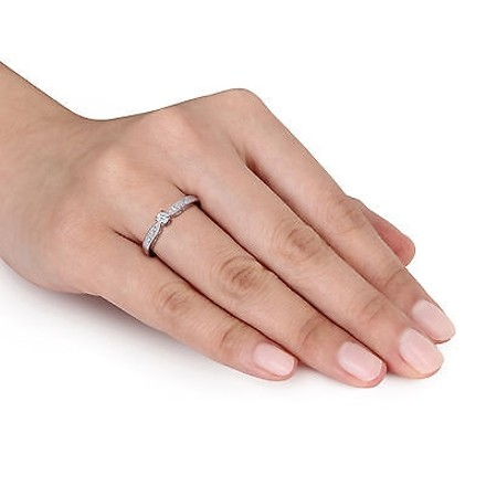 Other Sterling Silver 16 Ct Diamond Tw Fashion Ring Gh I2-i3