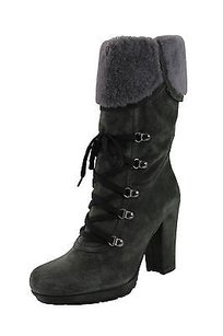 Cafe Noir Fashion Grey Grigio Boots