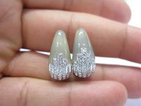 Other Fine 18kt Designer Diamond Earrings 0.72ct