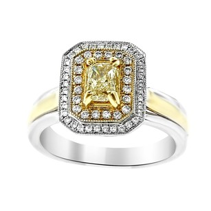 Other Glk 14k Two Tone Gold 1.00ct Diamond Ring