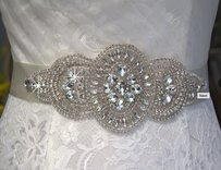 High Quality Bridal Sash Dress Belt