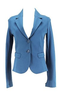 Imperial Womens Blazer Blue Viscose