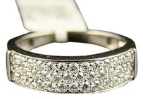 10k,Mens,Ladies,Si,Diamond,Wedding,Band,Ring,.85,Ctw