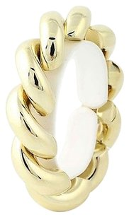 San Marco Chain Bracelet 12 - 14k Yellow Gold Over-sized Links