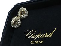 Other Chopard 18k Happy Diamonds Hearts Diamond Earrings Yg 1.76ct 835362-20
