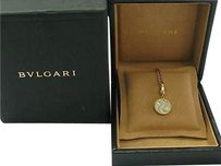 Bvlgari,18kt,Mother,Of,Pearl,Optical,Pendant,Necklace,Yg,16