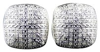 ,Ladies,Or,Mens,Domed,Diamond,Stud,Earrings,0.50,Ct