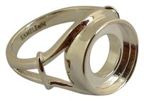 Kameleon 925 Silver Open Side Ring Kr-8 Kr008 6
