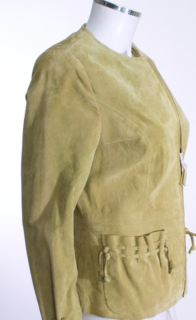 Other Suede TAN Leather Jacket