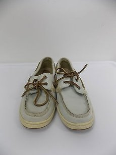 Other Sperry Topsiders Brown Plaid Slip On Loafers Bin 1740 Gray Flats