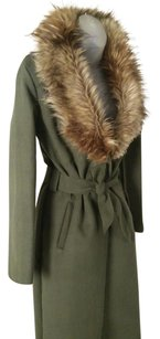 Other Maxi Long Warm Faux Fur Coat