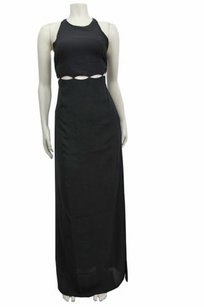 Black Maxi Dress by Three Of Something