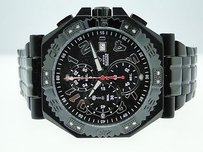 Mens Aqua Master Joe Rodeojojo Black Diamond Watch