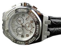 Mens Aqua Master Jojino Joe Rodeo Octagon Mm Diamond Watch W325 1.5 Ct