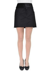 Mini Mini Mini Skirt Black