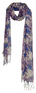 OTHER New' Printed Flowers Scarf Item:V401118-P