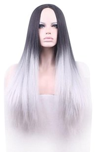 Other Ombre 2 Tones Lacefront Wig