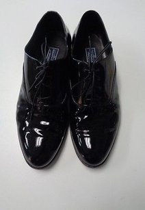 Bostonian Florentine Black Lace Up Dress Shoes Leather B3158