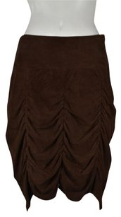 Grownbeans Karen Groner Skirt Brown