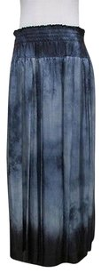 Other Pleated Skirt Blue