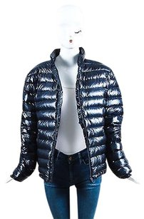 Aspesi Navy Down Feather Coat