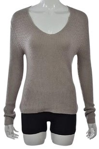 Other Peserico Tricot Womens Scoop Neck Wool Shirt Sweater