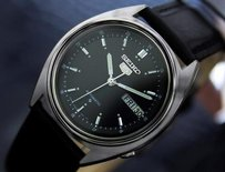Other Seiko Automatic 1970s Stainless Steel Sports Japanese Watch 8094