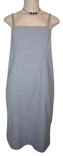 Other Harolds Light Wool Blend Removeable Straps Sheath Italy Dress