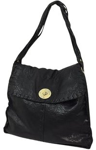 All You Need Leather Shoulder Bag