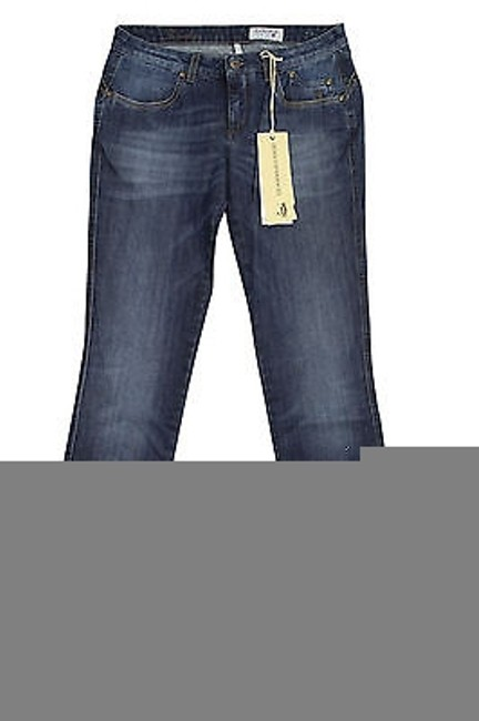 Jeckerson Womens Jeans Blue Cotton Blend - #18264667 - outlet