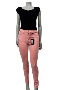 Other J Christopher Kane Hot Pink Super Skinny 27 Skinny Jeans