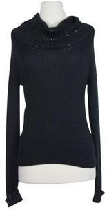600 West Womens Solid Sweater