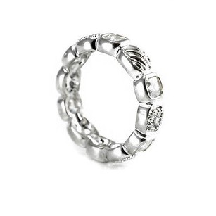 Other Sterling Silver Cubic Zirconia Womens Ring 925 57grams