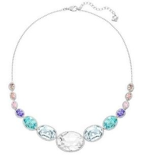 Swarovski Caption Oval Necklace - 5117706