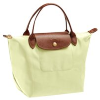 Longchamp Tote in Mint
